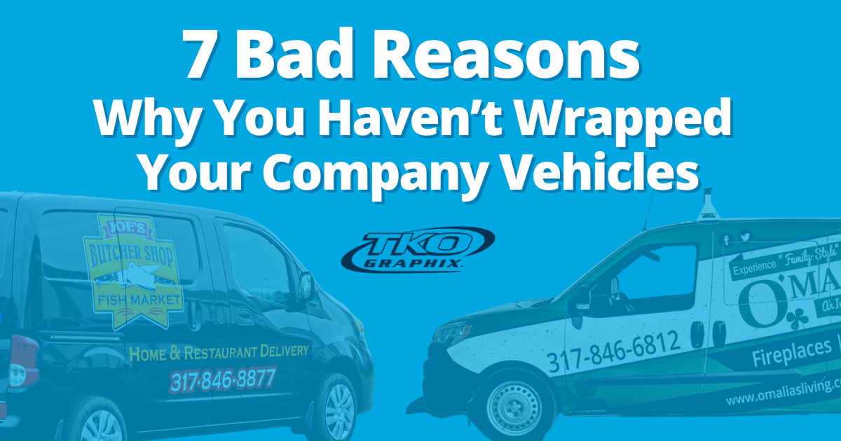 Wrapped Your Company Vehicles