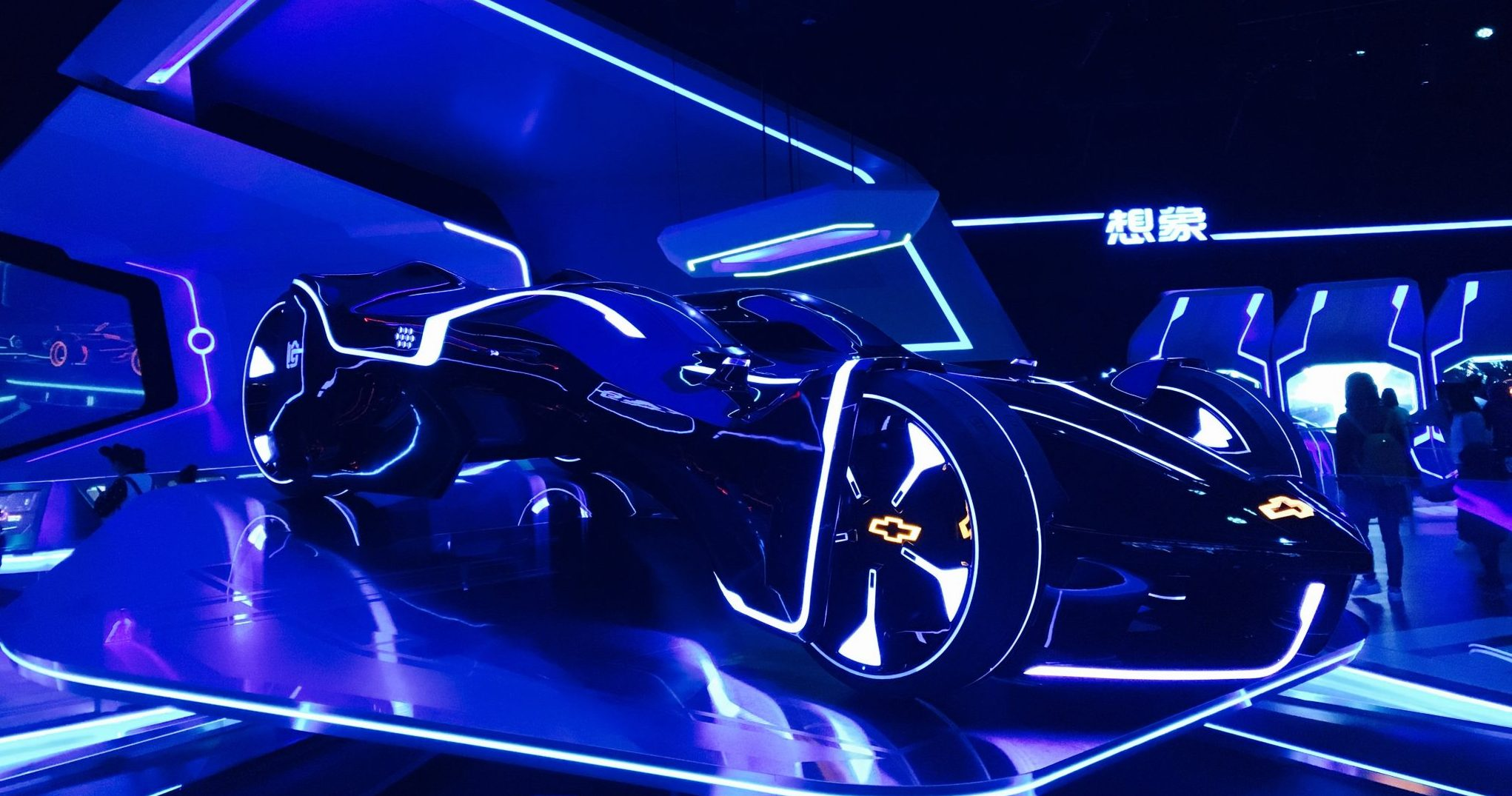 Future vehicle graphics