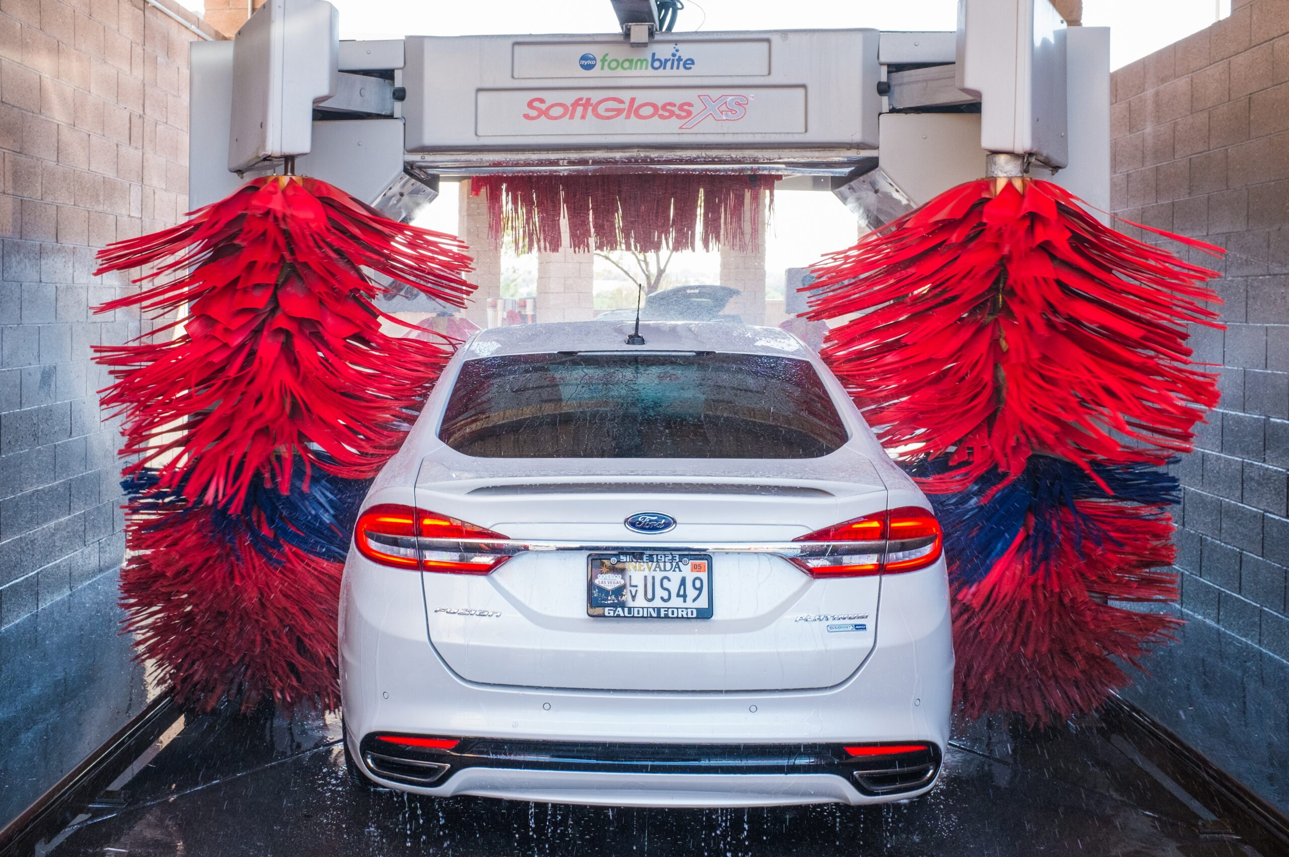 Can you take your wrapped vehicle through a car wash?