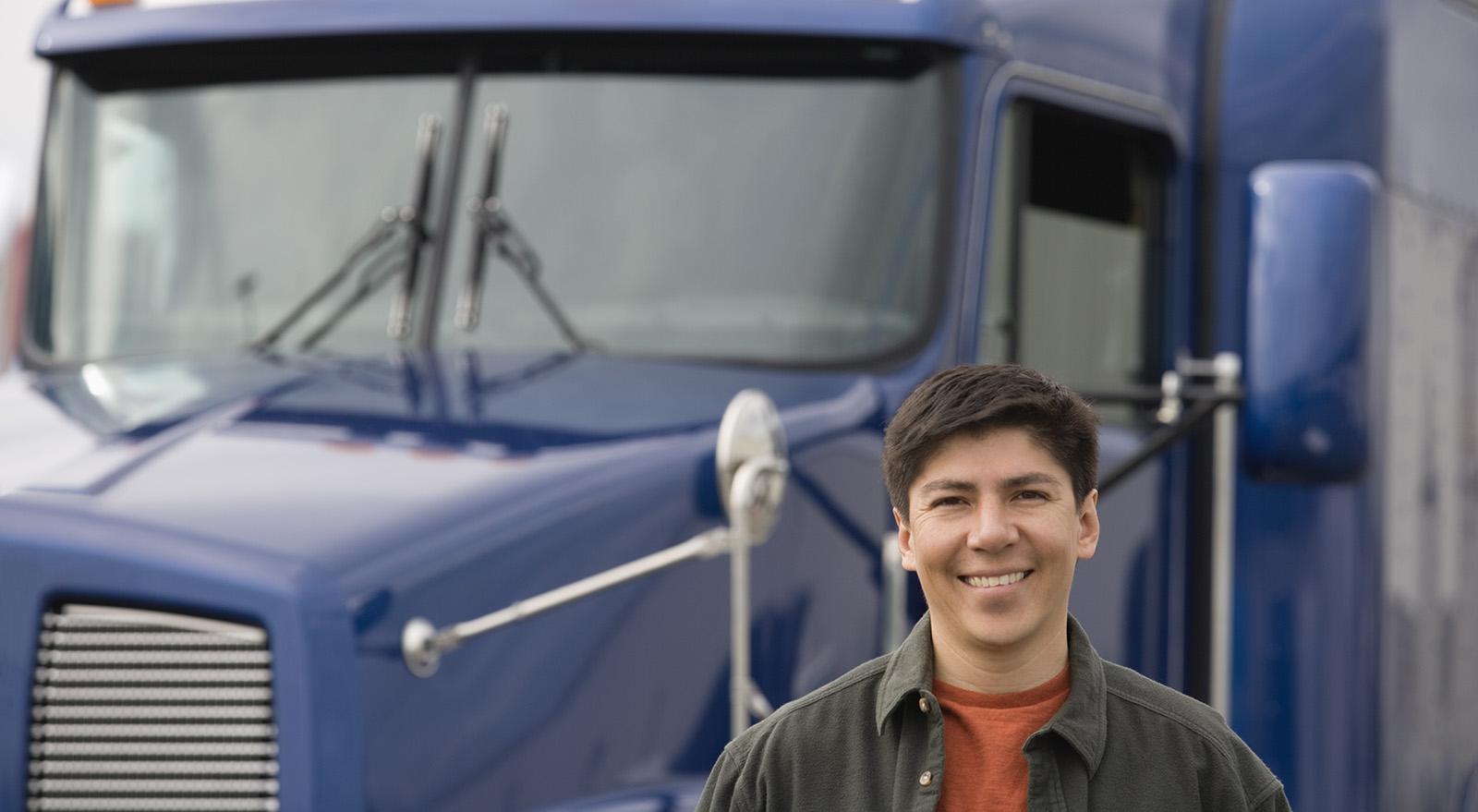 retaining truck drivers