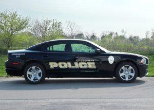 police vehicle graphics