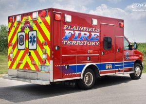 Emergency Vehicle Graphics: Ambulances