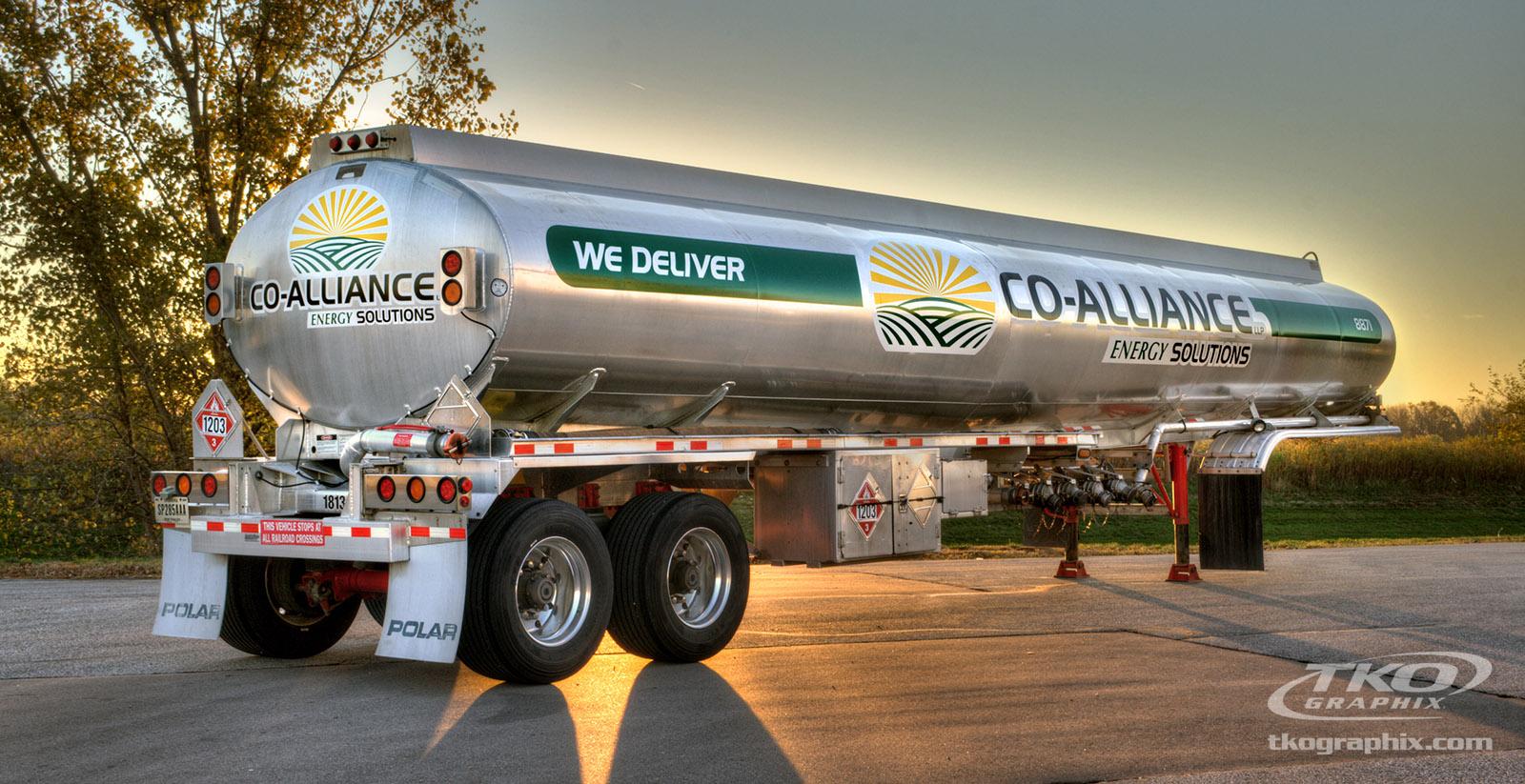 co-alliance tanker-tko graphix