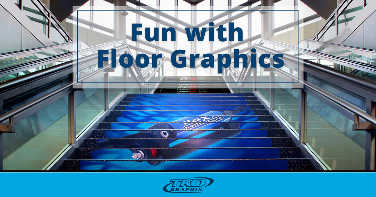 Fun with Floor Graphics