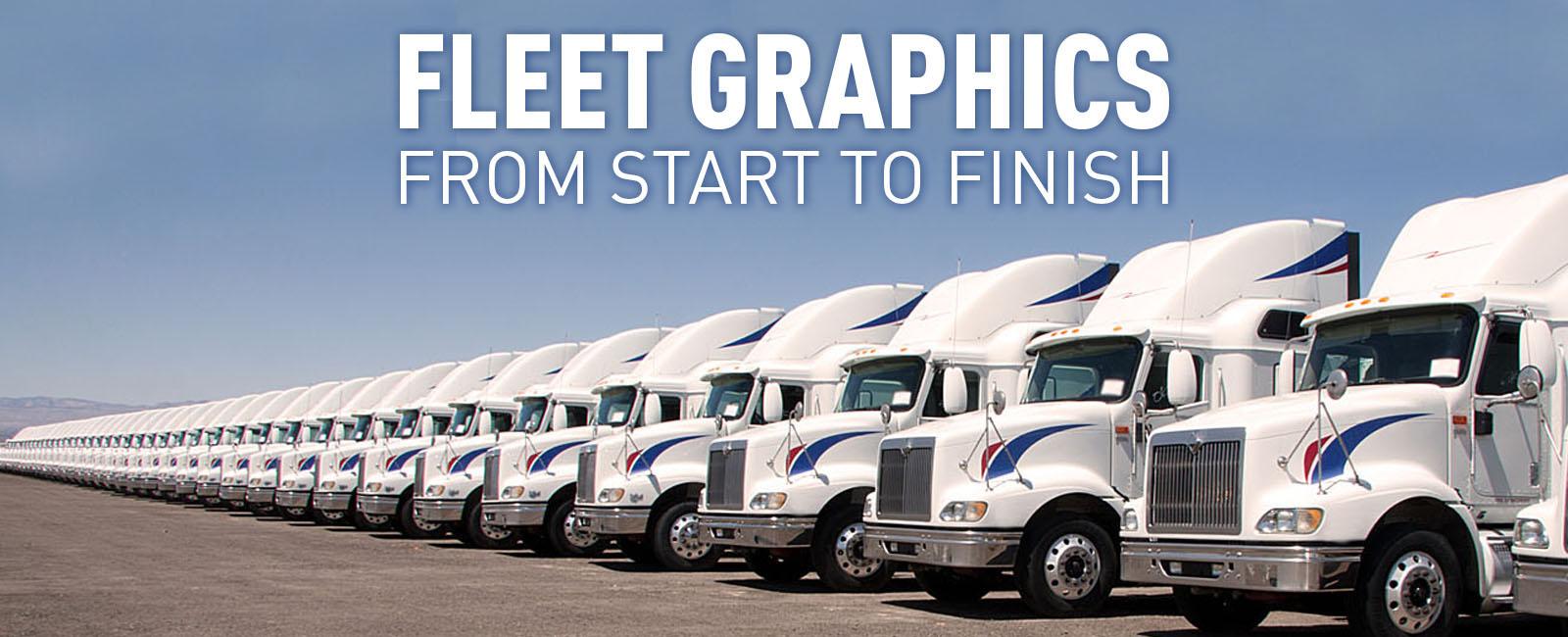Full-Service Fleet Graphics Provider