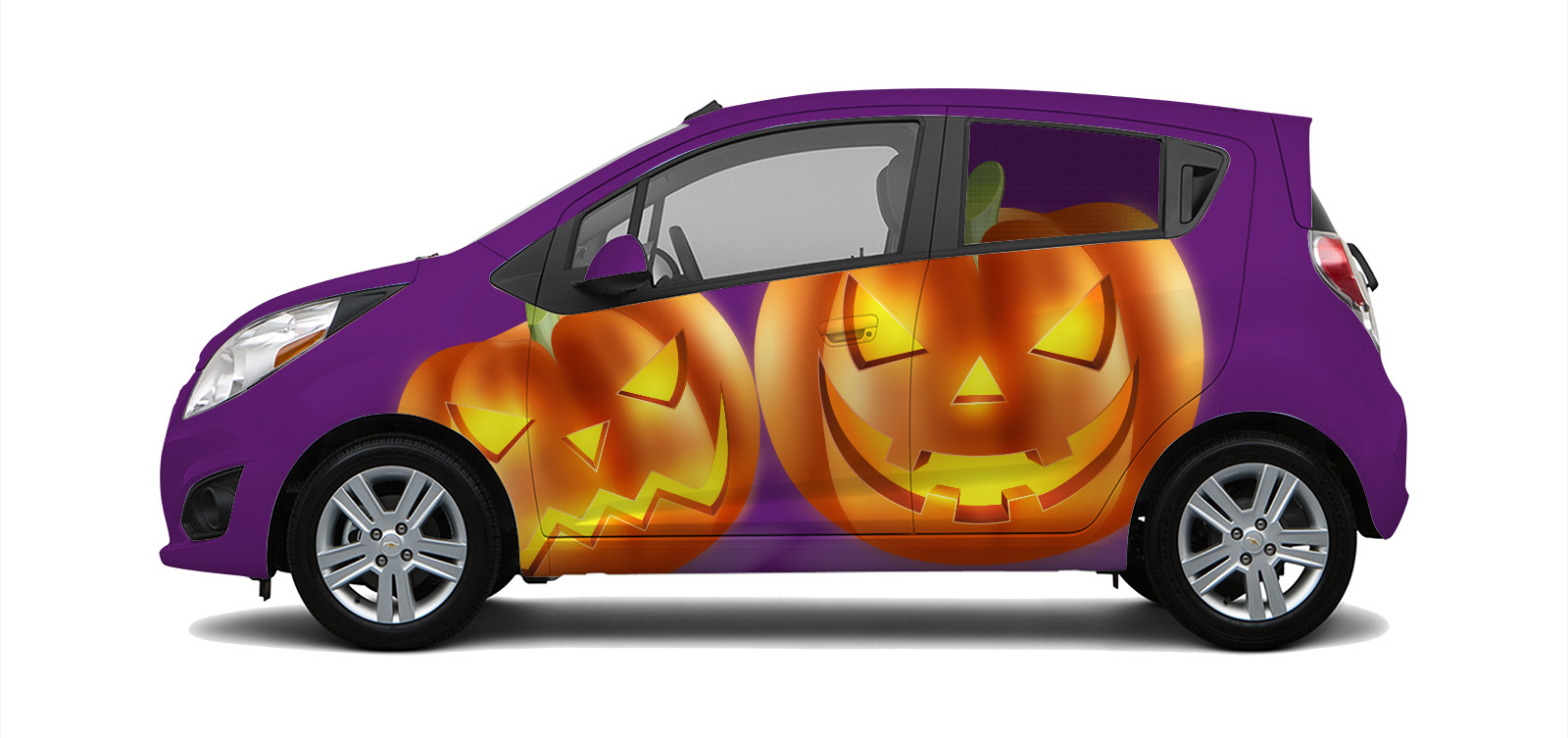 How to Avoid a Scary Vehicle Wrap