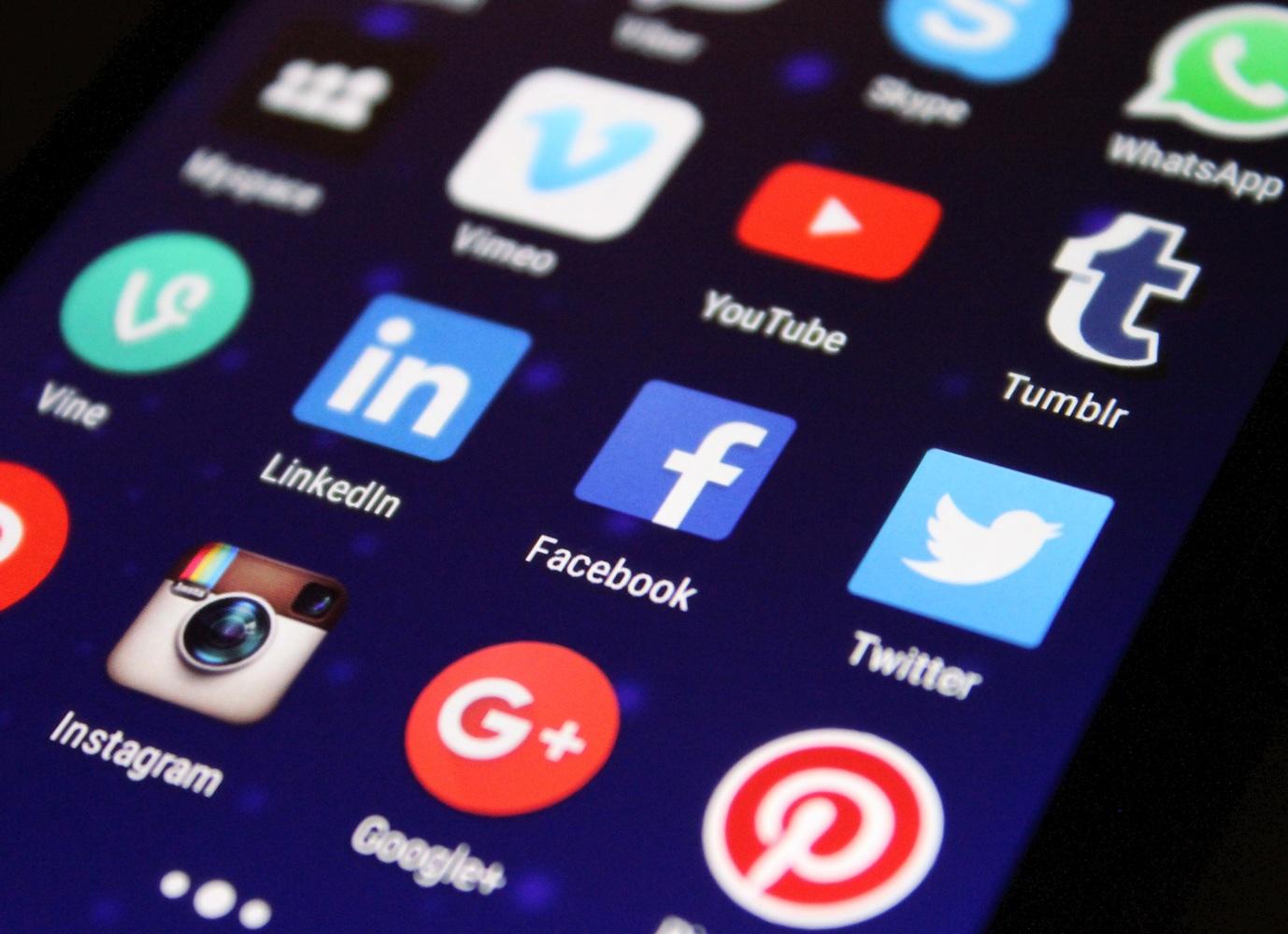 social media backup
