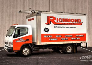 Unifying Your Brand through Vehicle Graphics