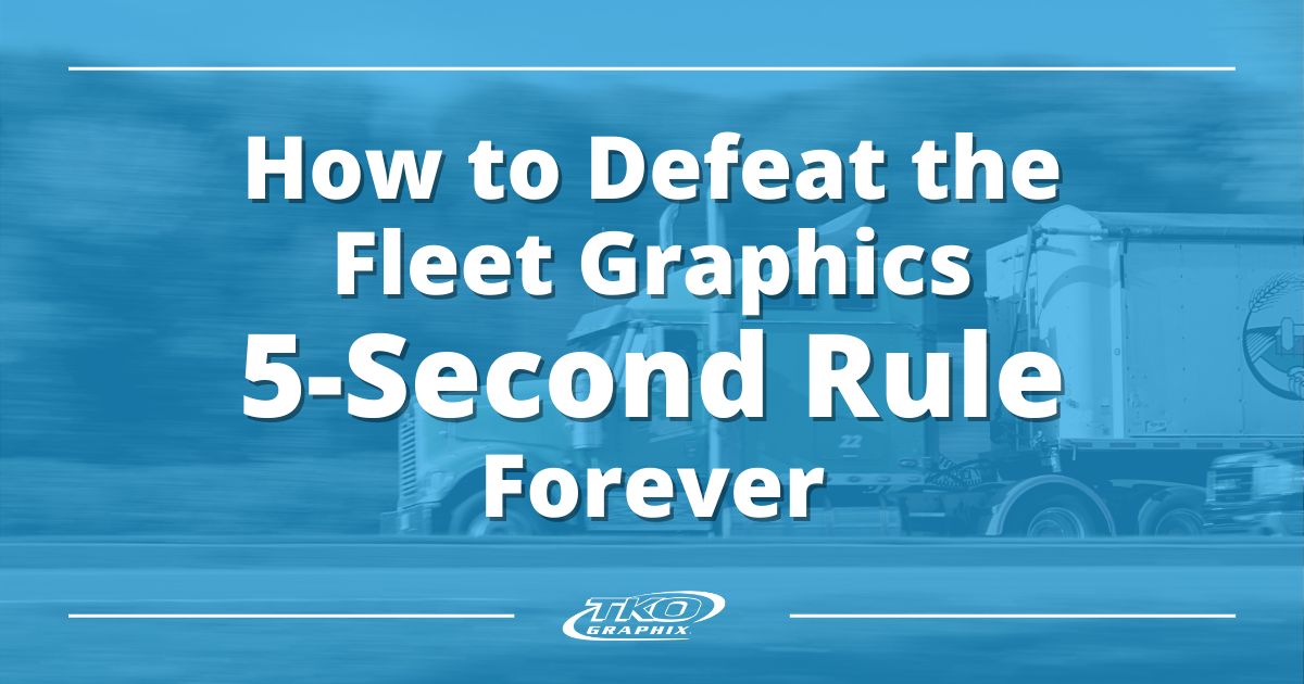 fleet graphics 5-second rule