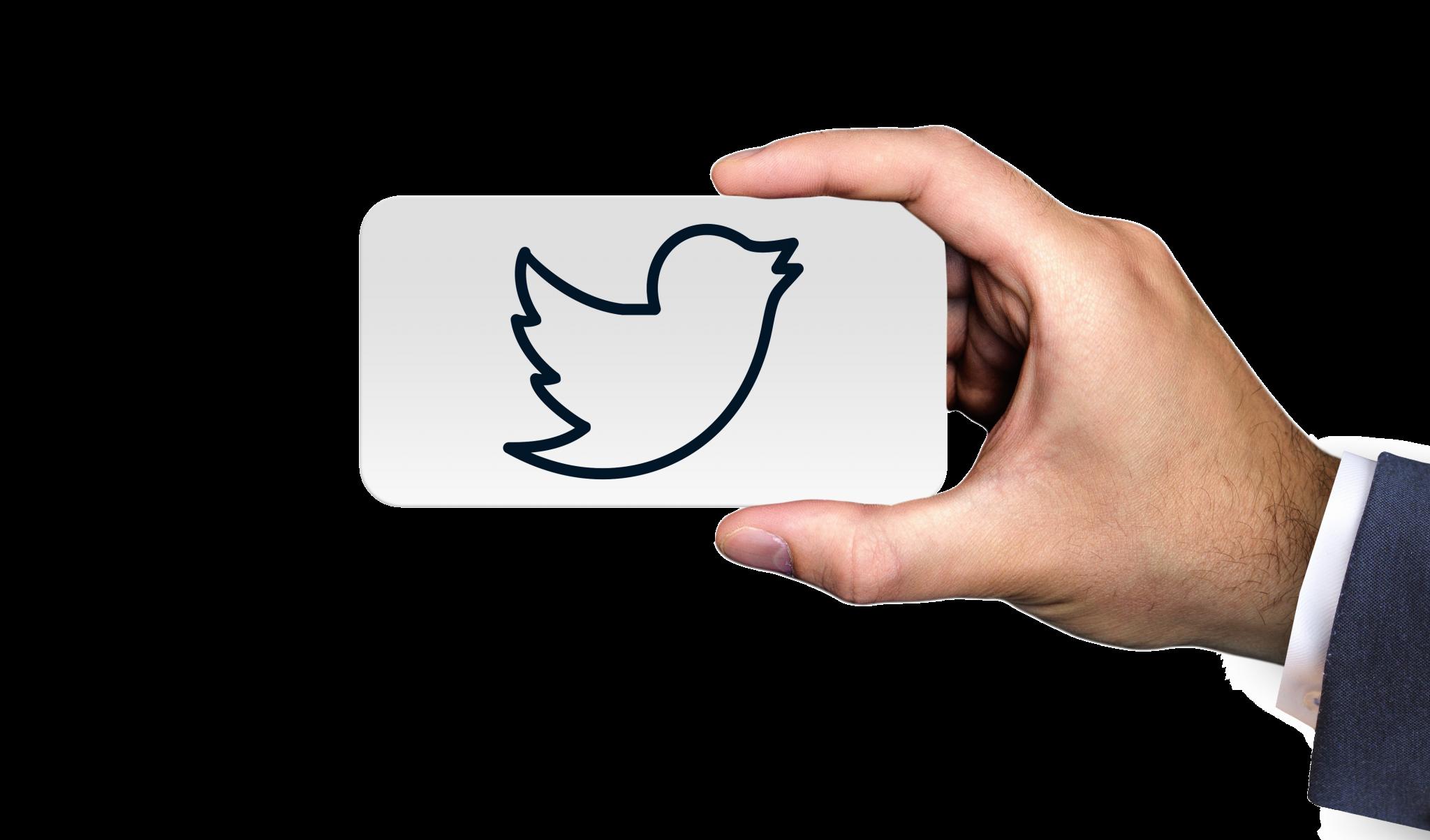 Start a Conversation on Twitter