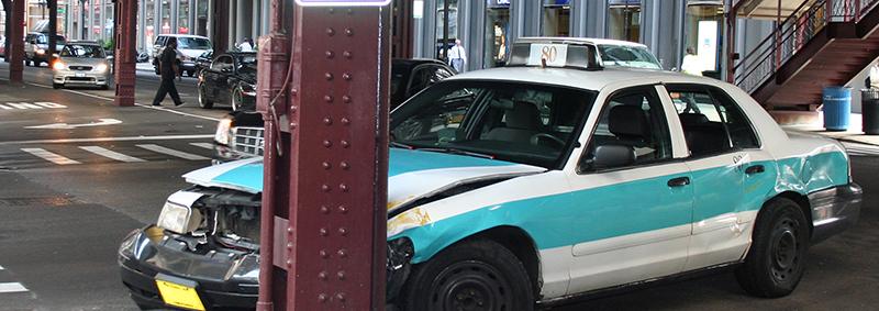vehicle wrap is damaged