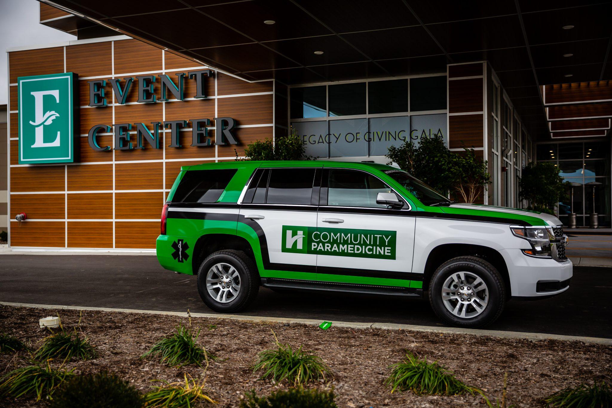 Hendricks Regional Health Community Paramedicine Wrap