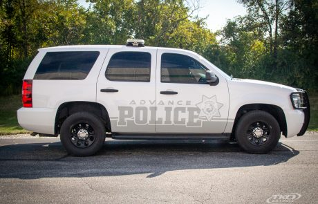 Police Fleet Graphics