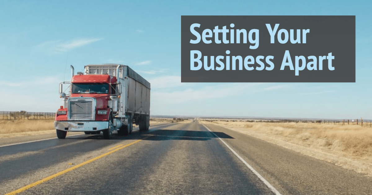 setting your business apart with graphics