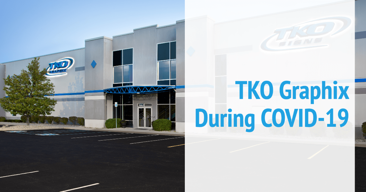 TKO Graphix Plainfield Facility