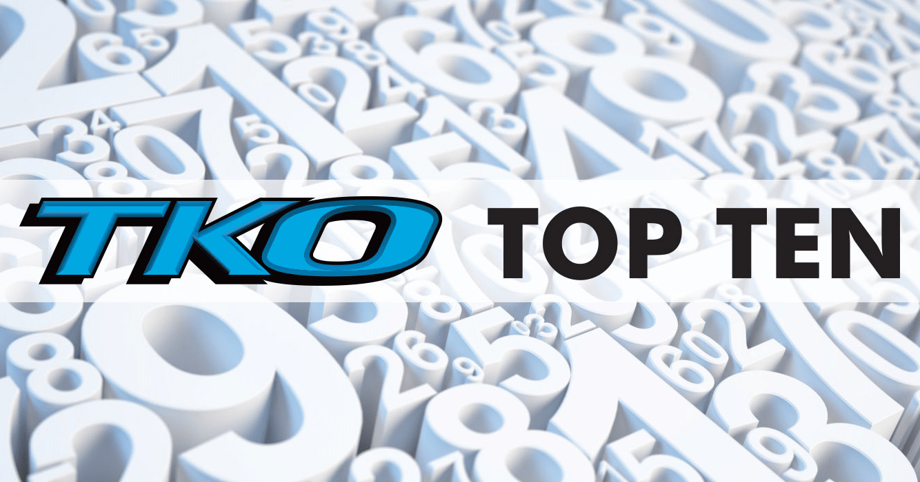 TKO Graphix Top Ten Icon
