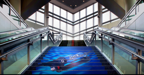 Product Advertised on Stair Graphics