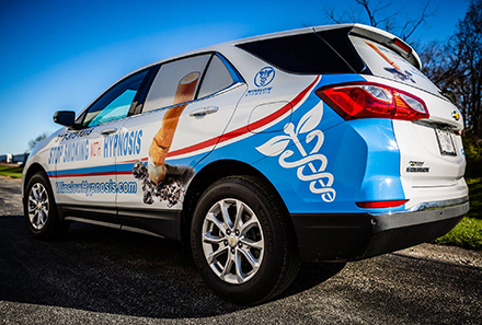Telling Your Story with Vehicle Graphics