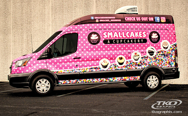 Vehicle Graphics Are a Friendly Form of Advertising