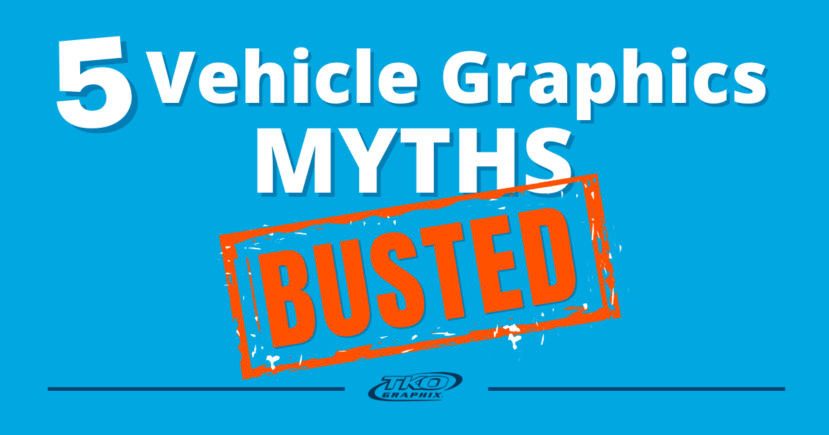 Vehicle Graphics Myths