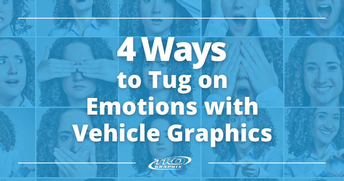 4 Ways to Tug on Emotions with Vehicle Graphics