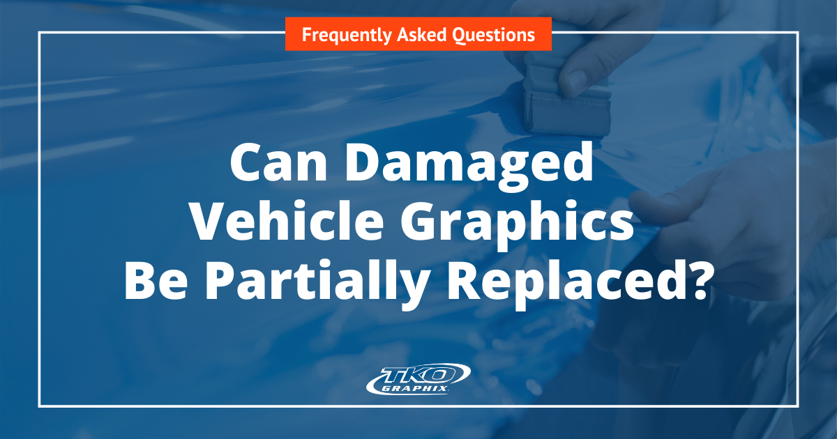 Damaged Vehicle Graphics
