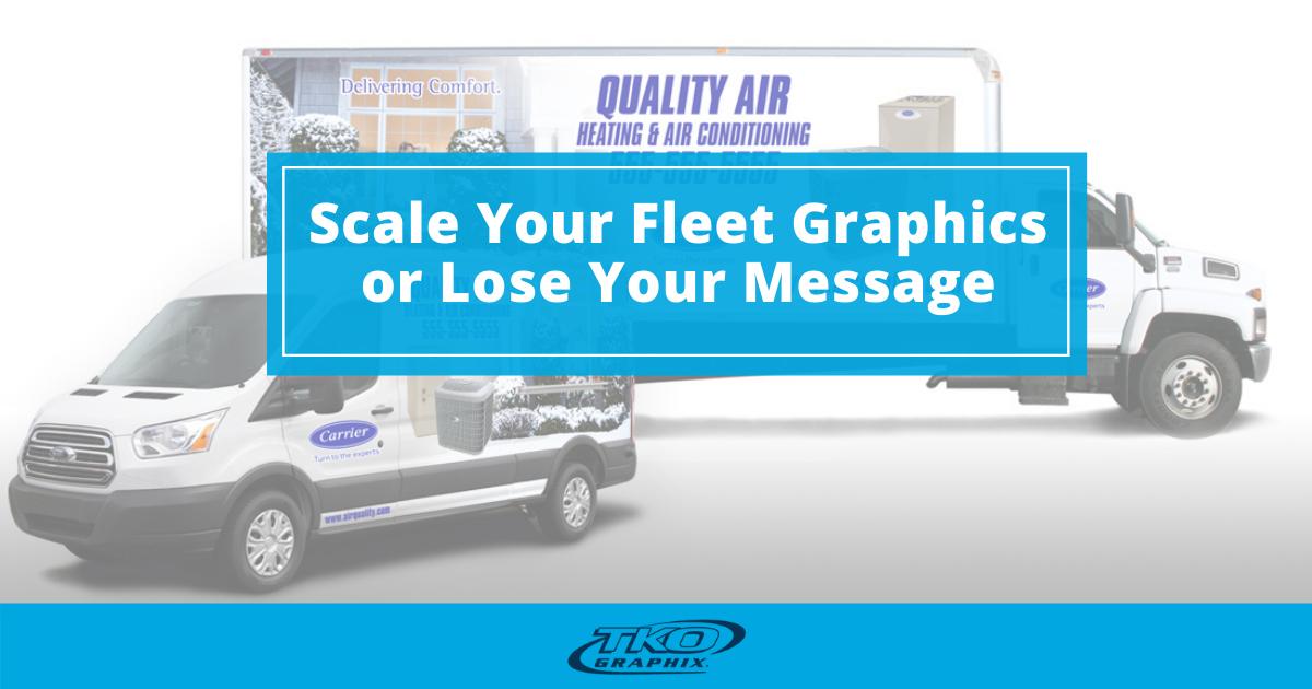Scale Your Fleet Graphics