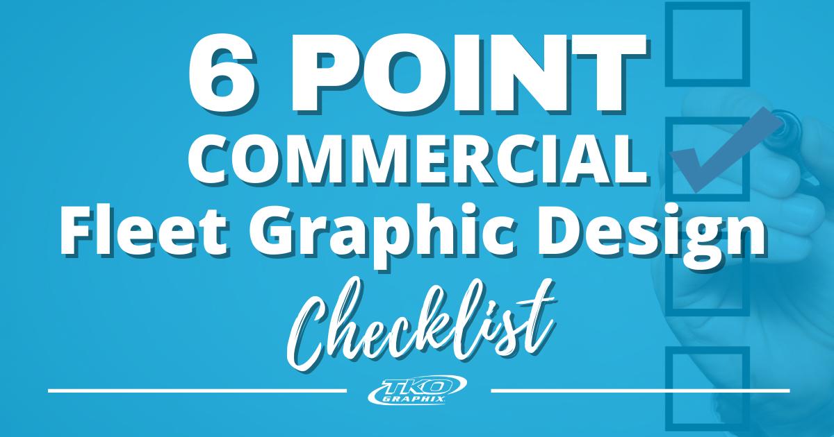 Commercial Fleet Graphic Design